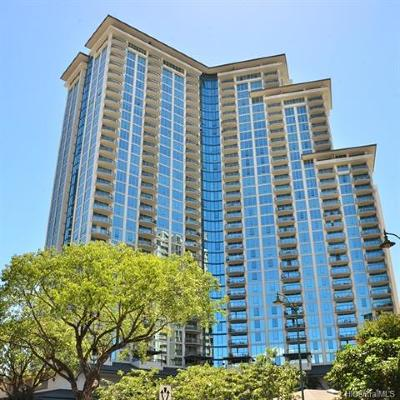 Honolulu Rental For Rent: 1837 Kalakaua Avenue #3010