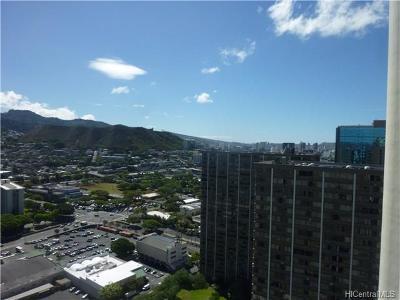 Honolulu Condo/Townhouse For Sale: 1212 Nuuanu Avenue #3608