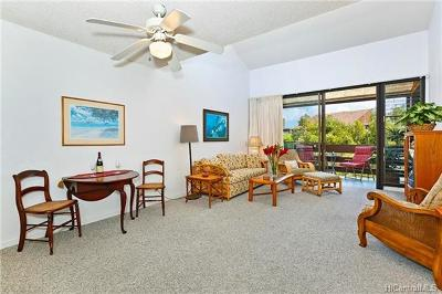 Kailua Condo/Townhouse For Sale: 1015 Aoloa Place #423
