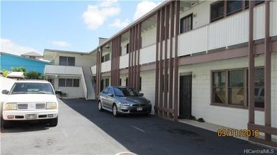 Honolulu Rental For Rent: 521 Lauiki Street #4