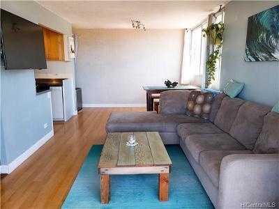 Honolulu Rental For Rent: 1069 Spencer Street #401