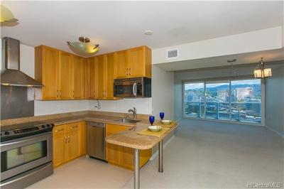 Hawaii County, Honolulu County Condo/Townhouse For Sale: 1296 Kapiolani Boulevard #2502