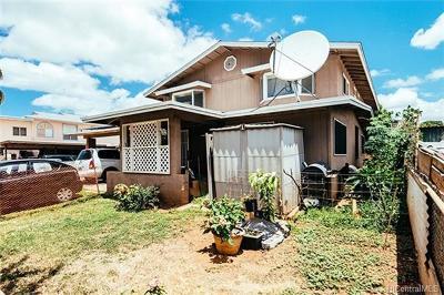 Ewa Beach Multi Family Home For Sale: 91-1176 Kauiki Street