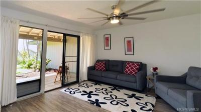 Aiea Condo/Townhouse For Sale: 98-1773 Kaahumanu Street #46B