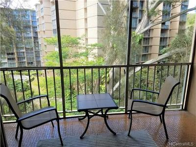 Mililani Condo/Townhouse For Sale: 95-257 Waikalani Drive #B804