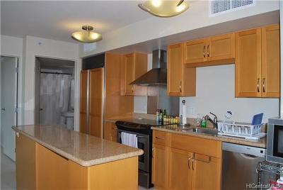 Honolulu Rental For Rent: 1288 Kapiolani Boulevard #I-2901