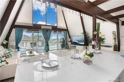 Honolulu Single Family Home For Sale: 3310 Niolopua Drive