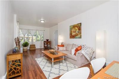 Honolulu Single Family Home For Sale: 1257 16th Avenue