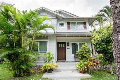Ewa Beach HI Single Family Home For Sale: $770,000
