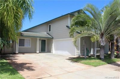 Ewa Beach HI Single Family Home For Sale: $749,000