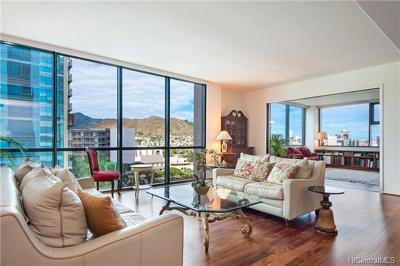 Honolulu Condo/Townhouse For Sale: 1199 Bishop Street #11