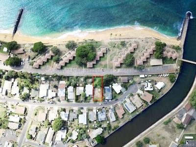 Honolulu County Residential Lots & Land For Sale: 85-723 Kaupuni Place