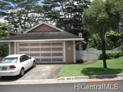 Pearl City HI Rental For Rent: $2,730