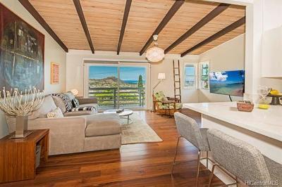 Honolulu Single Family Home For Sale: 3909 Sierra Drive