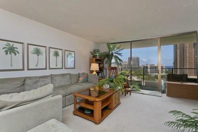 Honolulu HI Condo/Townhouse For Sale: $588,000