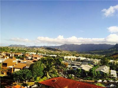 Kailua Condo/Townhouse For Sale: 322 Aoloa Street #808