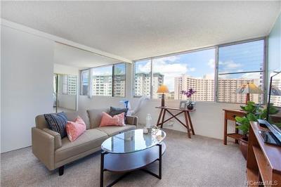 Honolulu HI Condo/Townhouse For Sale: $359,000