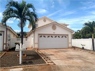 Single Family Home For Sale: 91-231 Keonekapu Place