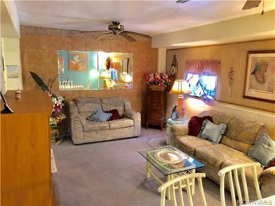Honolulu HI Condo/Townhouse For Sale: $109,000