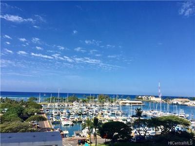 Hawaii County, Honolulu County Rental For Rent: 1118 Ala Moana Boulevard #1803