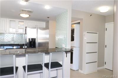 Honolulu HI Condo/Townhouse For Sale: $539,000