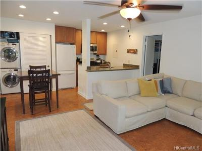 Kaneohe Condo/Townhouse For Sale: 46-1009 Emepela Way #20S