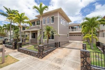 Single Family Home For Sale: 91-337 Hoolu Place