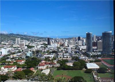 Honolulu HI Condo/Townhouse For Sale: $758,000