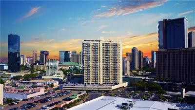 Honolulu HI Condo/Townhouse For Sale: $349,000