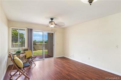 Kapolei Condo/Townhouse In Escrow Showing: 92-1159 Palahia Street #C102