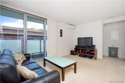 Condo/Townhouse In Escrow Showing: 801 South Street #412