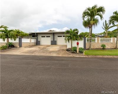 Wahiawa Single Family Home For Sale: 69 Kaluhea Street