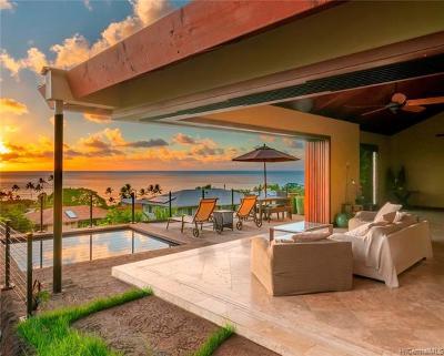 Haleiwa Single Family Home For Sale: 61-1034 Tutu Place