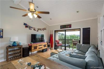 Kaneohe Condo/Townhouse In Escrow Showing: 46-075 Aliipapa Place #1425