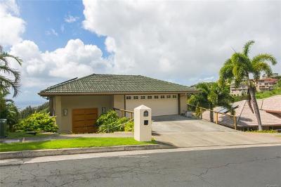 Single Family Home For Sale: 5414 Kuaola Street