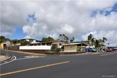Pearl City Single Family Home In Escrow Showing: 2202 Aumakua Street