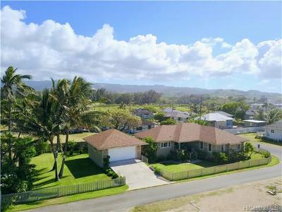 Kahuku Single Family Home For Sale: 56-419 Kamehameha Highway #NC-374