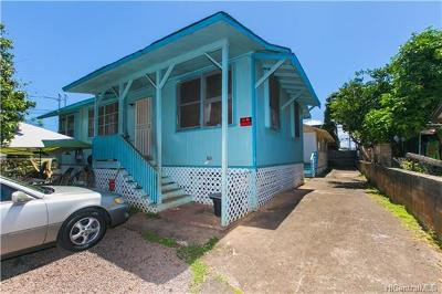 Wahiawa Single Family Home For Sale: 134 Milikana Place