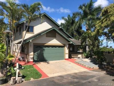 Waipahu Single Family Home For Sale: 94-1001 Awalua Street