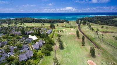 Kahuku Condo/Townhouse For Sale: 57-091 Lalo Kuilima Place #49