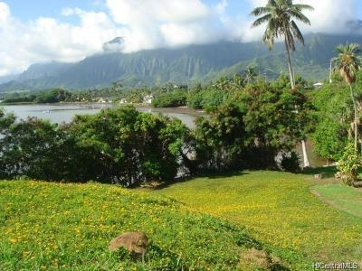 Kaneohe Residential Lots & Land In Escrow Showing: 47-833a Kamehameha Highway