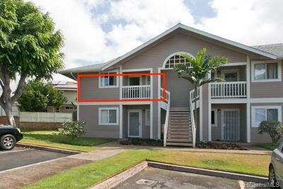 Waipahu Condo/Townhouse For Sale: 94-525 Lumiaina Street #F201