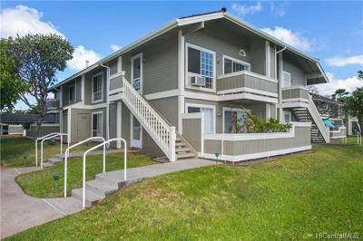 Waipahu Condo/Townhouse For Sale: 94-1390 Kulewa Loop #42-T