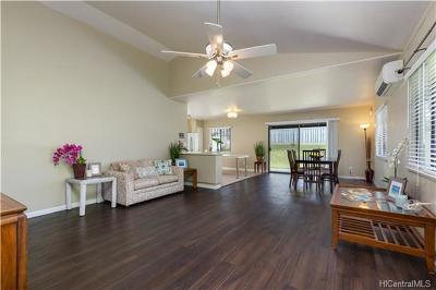 Waipahu Single Family Home In Escrow Showing: 94-1122 Kapehu Street