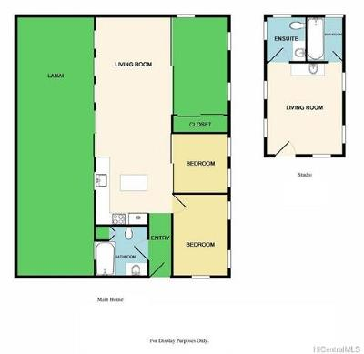 Pearl City Single Family Home In Escrow Showing: 2341 Ahamoa Street #A