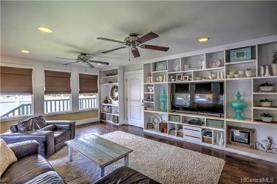 Single Family Home For Sale: 66-130 Walikanahele Road