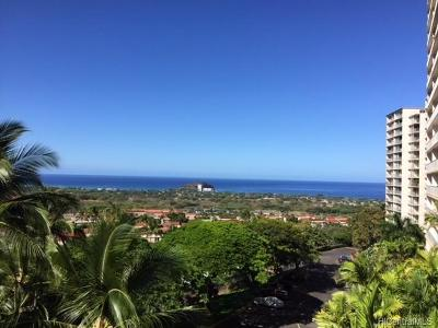 Waianae Condo/Townhouse For Sale: 84-710 Kili Drive #919