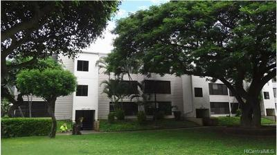 Waianae Condo/Townhouse In Escrow Showing: 87-131 Helelua Street #J302