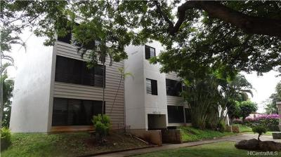 Waianae Condo/Townhouse In Escrow Showing: 87-127 Helelua Street #H102