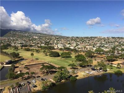 Honolulu Condo/Townhouse For Sale: 300 Wai Nani Way #1811